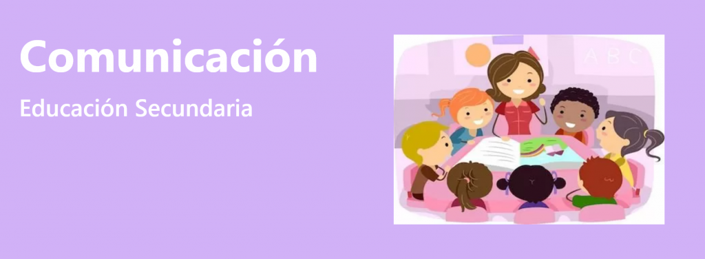 EducaSecundaria - Comunicacion